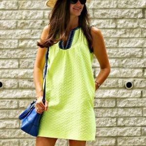 J.CREW Arrow Print Sleeveless Shift Dress